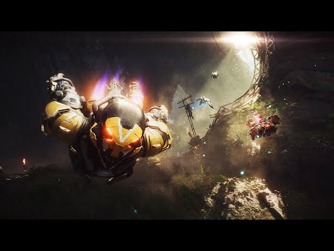 Anthem Full Gameplay Demo — E3 Best Action Game Winner
