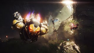 Anthem Gameplay Demo - E3 Best Action Game Gewinner