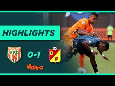 Envigado vs Pereira (Gol y Highlights) Liga BetPlay Dimayor 2021-1 | Fecha 18