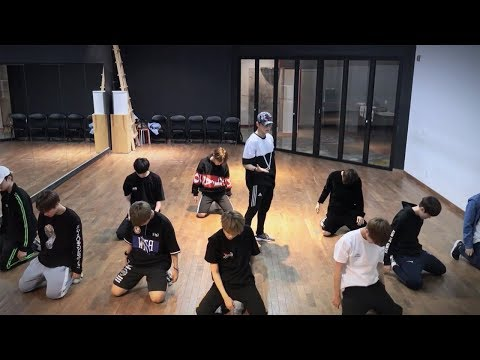 開始Youtube練舞:Burn It Up-Wanna One | 看影片學跳舞