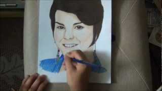 Drawing (Colouring) Nellie Glee Project 2