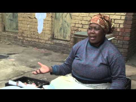 South Africa  The Informal Job Economy