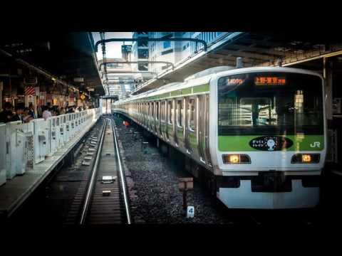 Binaural Audio: Tokyo subway, Riding JR