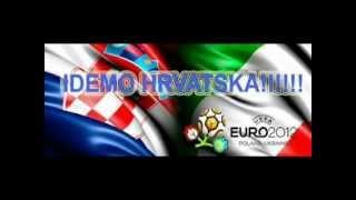 Croatian Anthem - DANAS IGRA HRVATSKA- Slomljena srca i DJ HA - MIX 2012.swf