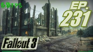 Fallout 3 Gameplay in 60fps / 1440p HD, Part 231: Back to the Temple of the Union (Let