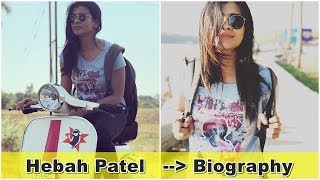 Actress || Hebah Patel Photo Gallery || Biography || Family