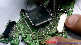 Soldar Componente SMD multipin
