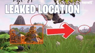 Fortnite Season 6 Location LEAKED in Capoeira Trailer