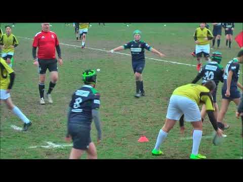 u14 anno 2005 Cus Milano vs Rugby Calvisano