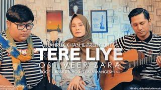 Video tere liye - Veer zara Shahrukh Khan Preity zinta cover Tommy Kaganangan ft Rita roshan download MP3, 3GP, MP4, WEBM, AVI, FLV November 2019