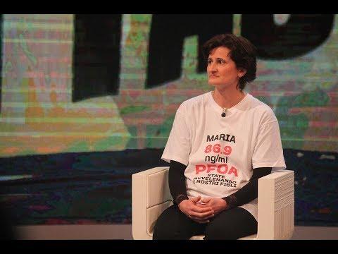Michela Piccoli e Francesco Bertola, l'inquinamento delle falde acquifere