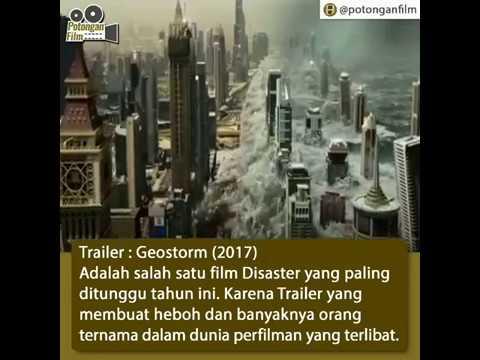 Film Geostorm 2017 Trailer Terbaru Youtube