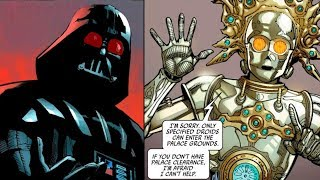 The Droid that Saved Darth Vader(Canon) - Star Wars Comics Explained