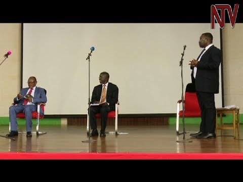 Makerere university vice chancellor candidates make public presentations