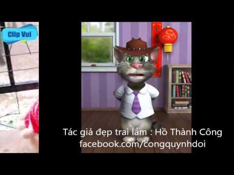 Mèo mun kể chuyện 2 người chị khoe bướm với nhau