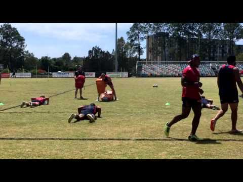 Develop A Player - Micro Drills with the Queensland REDS
