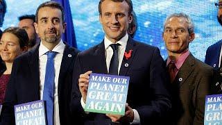 Un nouveau sommet sur le climat à Paris