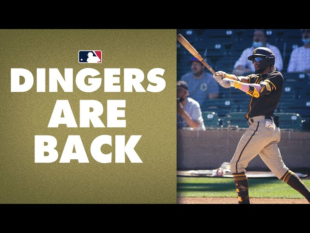 Crushing is BACK! First week of Spring Training home runs! (Notable HRs from ST Week 1)
