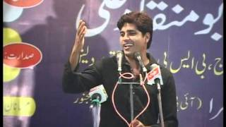 imran pratapgarhi part 1 all india mushaira bijnor 2011 BY AMBER ZAIDI