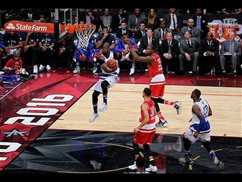 Top 10 NBA Plays: All-Star Sunday