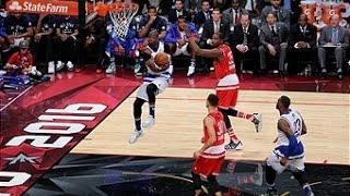 Top 10 NBA Plays: All-Star Sunday
