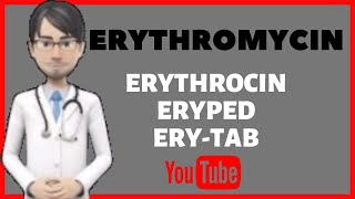 💊what is erythromycin?. Side effects, uses, doses and benefits of erythromycin (Erythrocin).💊