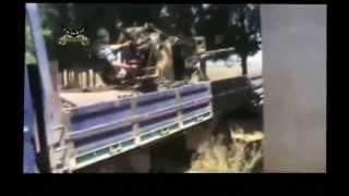 Guerra da Síria - Batalha entre Rebeldes e Hezbollah 1