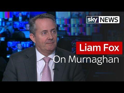 Murnaghan | Liam Fox