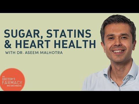 Sugar, Statins and Heart Health