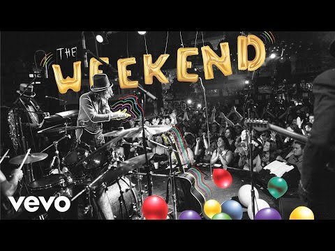 Allen Stone - The Weekend (Official Audio)