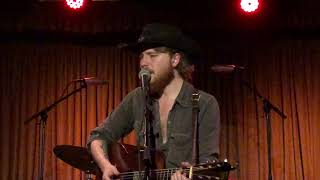 Colter Wall - Georgia On A Fast Train - live at Crescent Ballroom, Phoenix AZ , April 27 2018