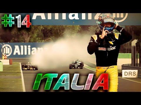 F1 2016 - Горелое Рено - Формула 1 Сезон 2 Карьера #14