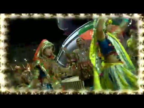 Live Navratri Garba - Jode Rahejo Raaj - Rita Dave
