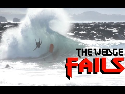The Wedge | Wipeout / Fail Compilation 2015