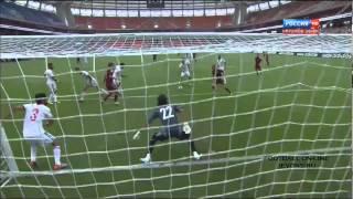Россия - Марокко 2-0.