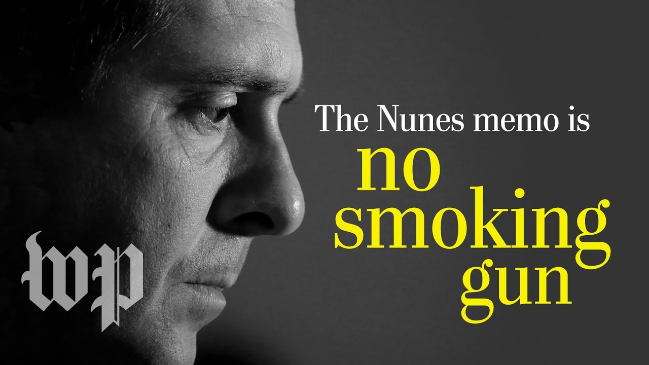 Opinion | The Nunes memo is no smoking gun