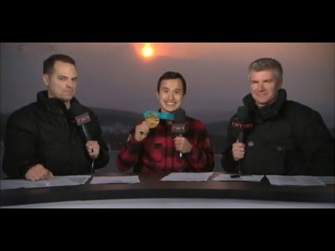 Jay and Dan's Side Seats with Patrick Chan - February 21, 2018