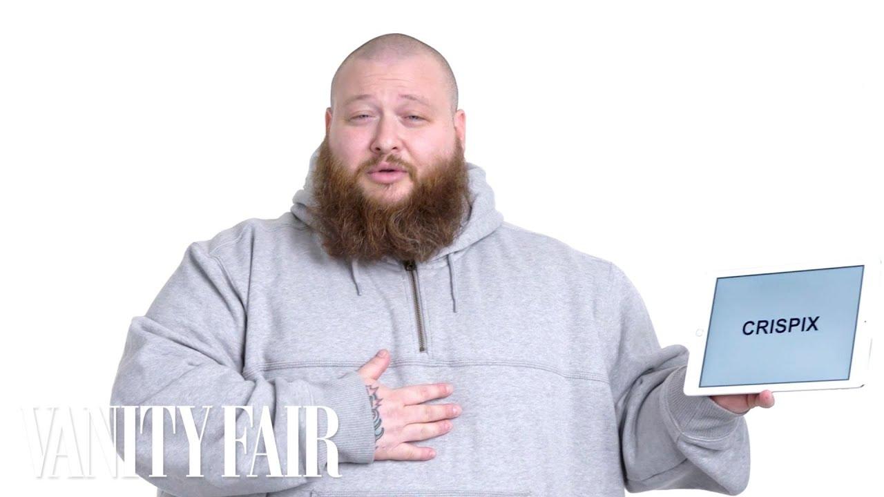 Action Bronson Teaches You Slang   Vanity Fair