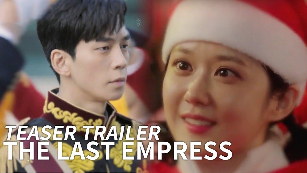 SBS] THE LAST EMPRESS-Jang Na-Ra,Choi Jin-Hyuk , Shin Sung