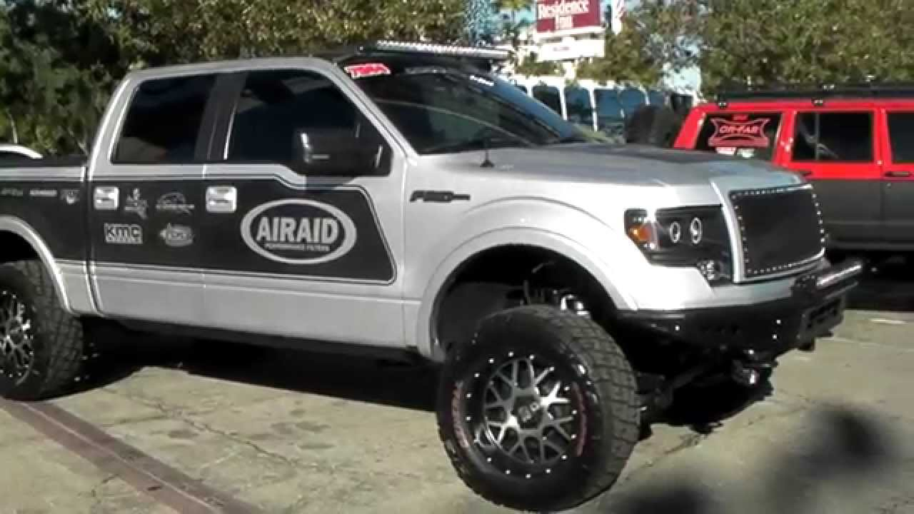 F150 Next To F250 >> DUBSandTIRES.com 20x9 XD Series & All Terrain Tires on a Ford F250 Hallandale Miami Ft ...