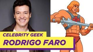 Celebrity Geek com Rodrigo Faro