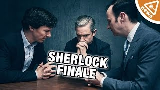 How the Sherlock Finale Upset the Internet! (Nerdist News w/ Kyle Hill)