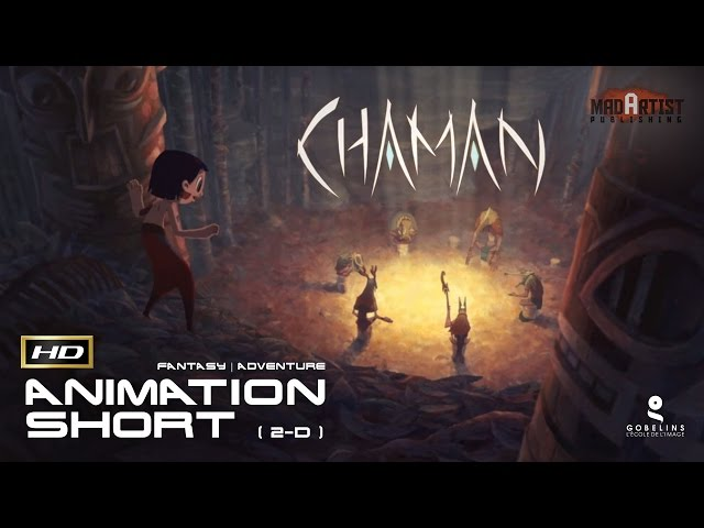 Chaman (HD) Discover the magical world behind the rituals (GOBELINS)