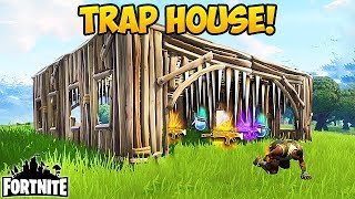 EPIC LOOT HOUSE TRAP! - Fortnite Funny Fails and WTF Moments! #117 (Daily Moments) thumbnail