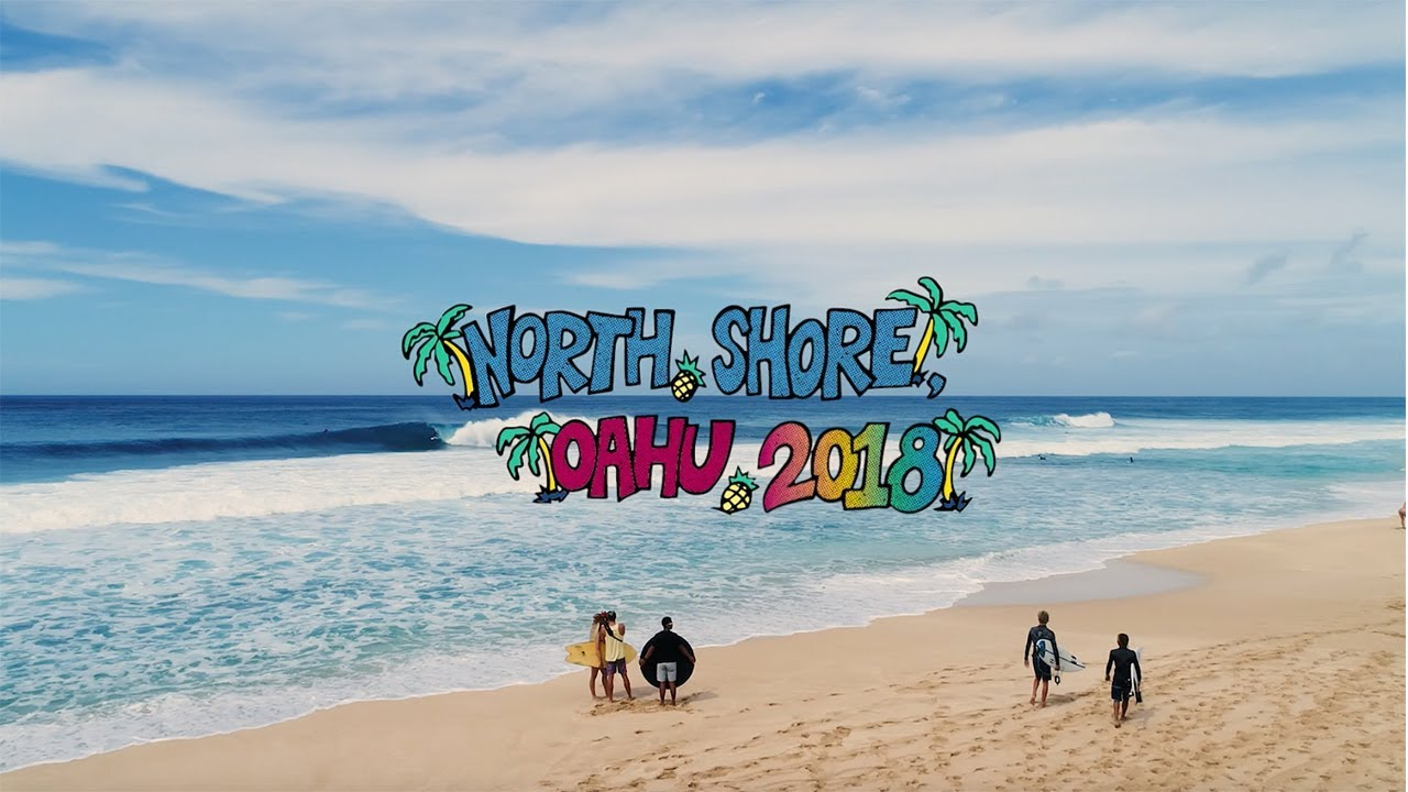 Billabong Bloodlines Hawaii 2018 - North Shore, Oahu