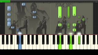 Don't Stop - Fleetwood Mac - Piano Edition