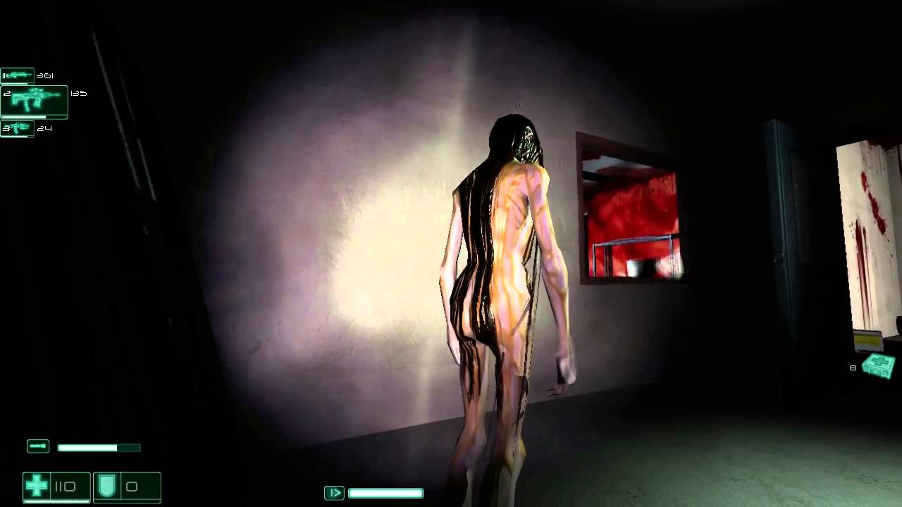 Alma Naked f.e.a.r. extraction point - naked adult alma