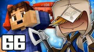 Minecraft: HOW TO MINECRAFT! 'The First Contract Complete!' Episode 66 (Minecraft 1.8 SMP)
