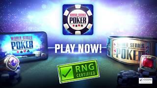 World Series of Poker - Free Texas Holdem App
