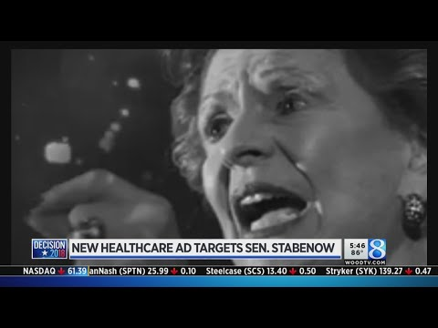 Stabenow targeted in Republican political attack ads